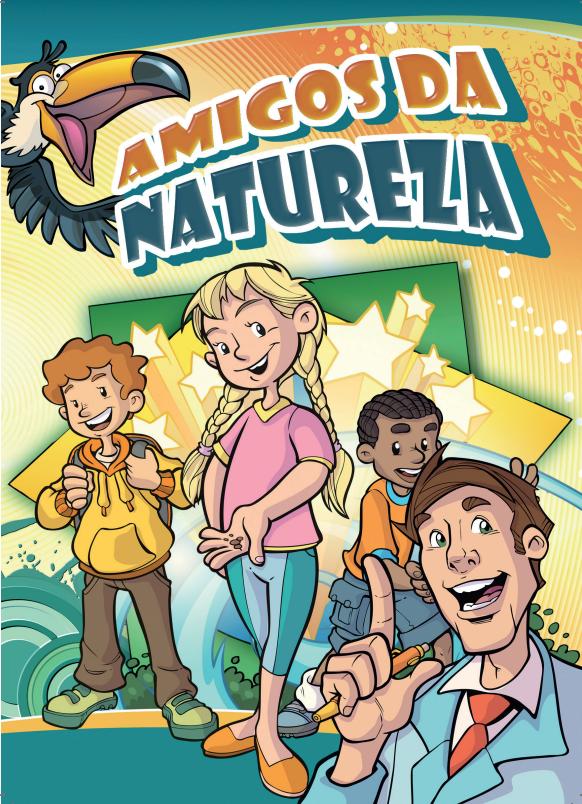 Cartilha Amigos da Natureza