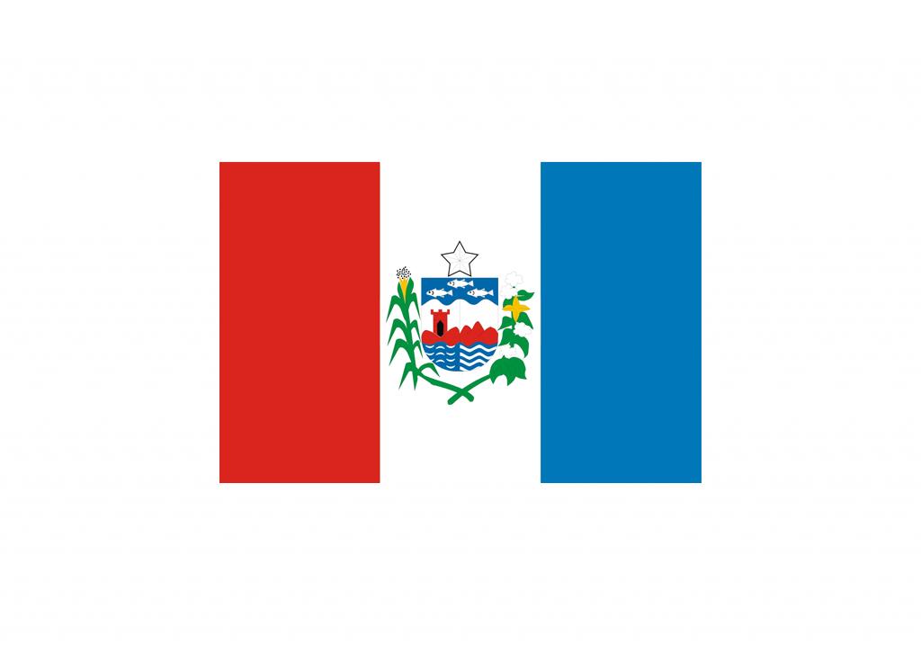 Bandeira do estado de Alagoas
