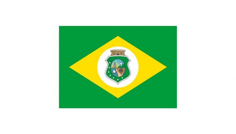 Bandeira do estado do Ceará