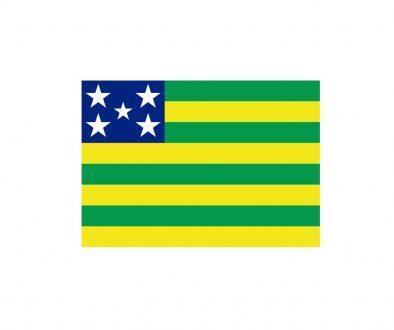 Bandeira do estado de Goiás