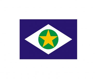 Bandeira do estado do Mato Grosso