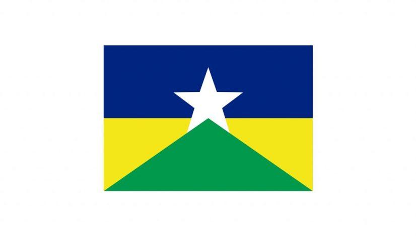 Bandeira do estado de Rondônia