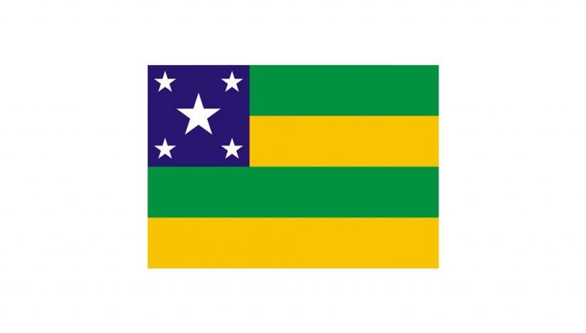 Bandeira do estado de Sergipe