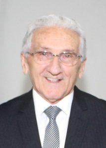 Presidente do CFMV, Francisco Cavalcanti de Almeida