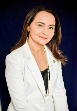 Francisca Neide Costa, presidente do CRMV-MA