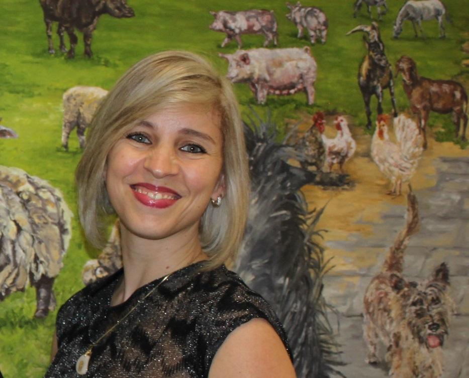 Lisandra Dornelles, presidente do CRMV- RS