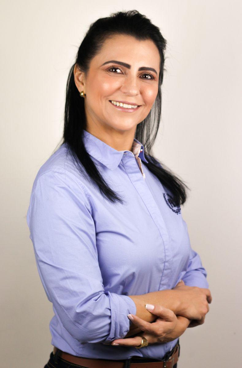 Márcia Helena da Fonseca, presidente do CRMV-TO