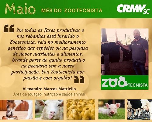 Dia do Zootecnista CRMV-SC