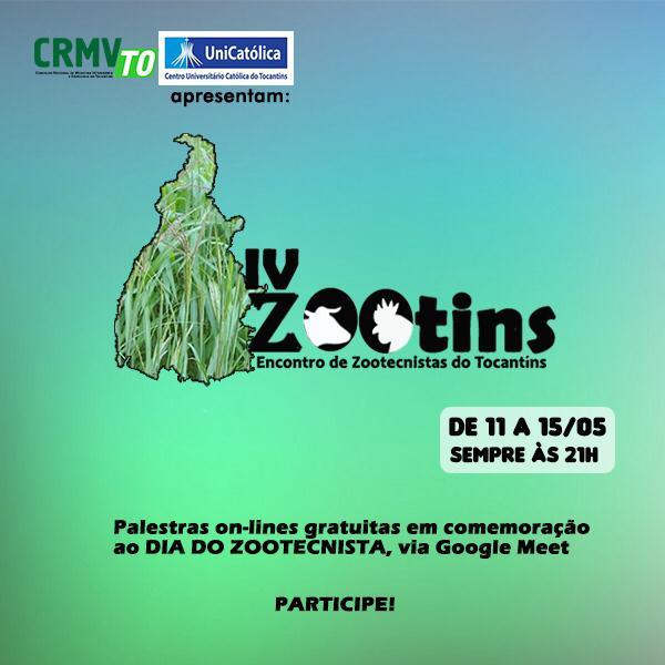 Dia do Zootecnista CRMV-TO