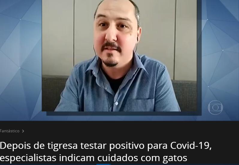 Fernando Zacchi em entrevista ao Fantástico