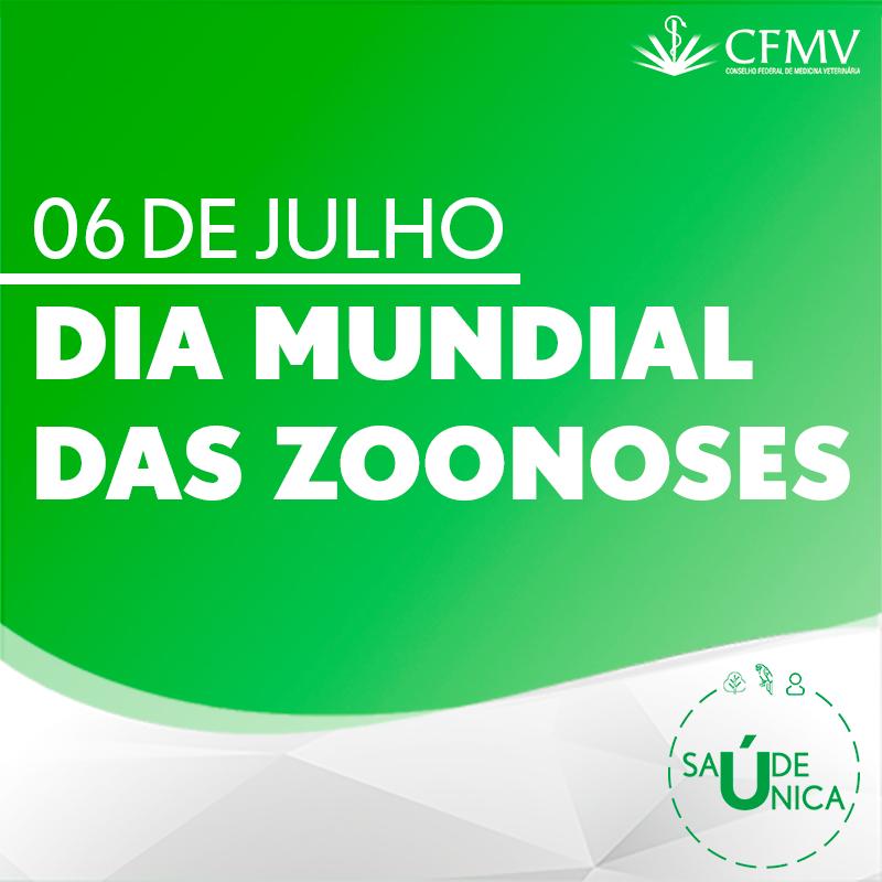 6 de Julho – Dia Mundial das Zoonoses