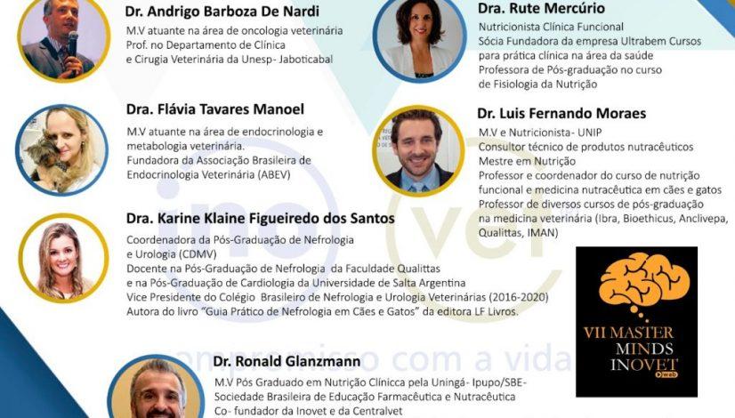 Medicina Veterinária Integrativa com enfoque em Nutrição Funcional Biomolecular é tema de evento gratuito e on-line