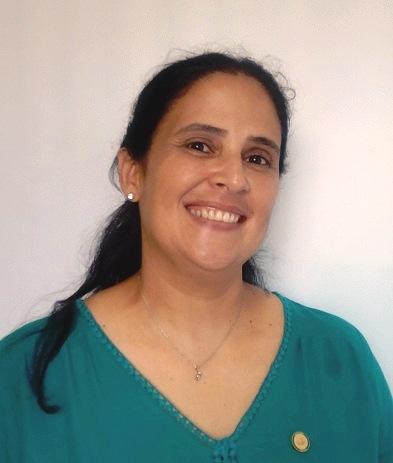 Annelise Tenório, presidente do CRMV- AL