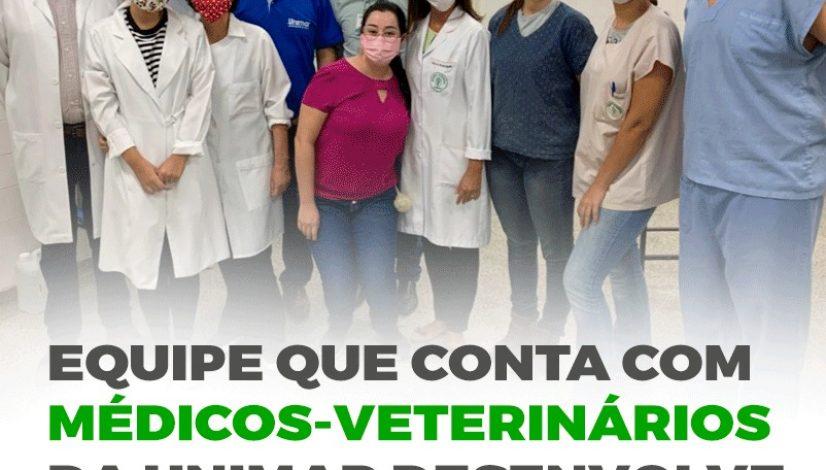 Equipe que conta com médicos-veterinários de Marília desenvolve respirador para hospitais