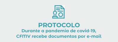 Protocolo de documentos durante a pandemia de covid-19