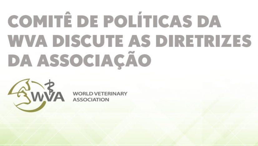 Comitê de Políticas da WVA discute diretrizes da associação