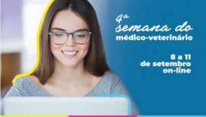 4ª Semana do Médico-veterinário do CRMV-SP foca o mercado no pós-pandemia