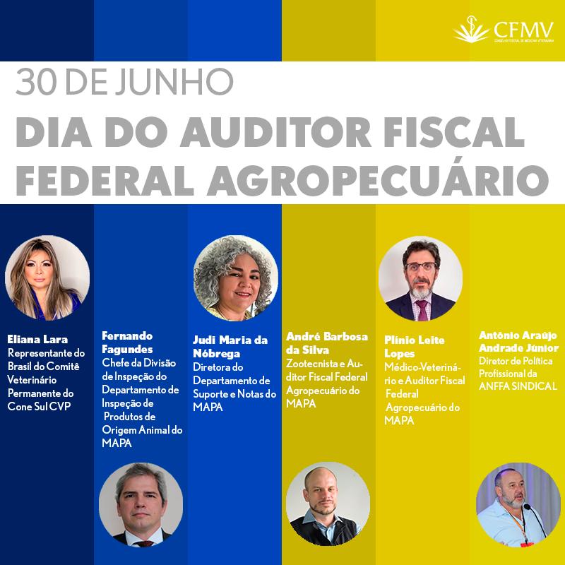 30 de Junho – Dia do Auditor Fiscal Agropecuário