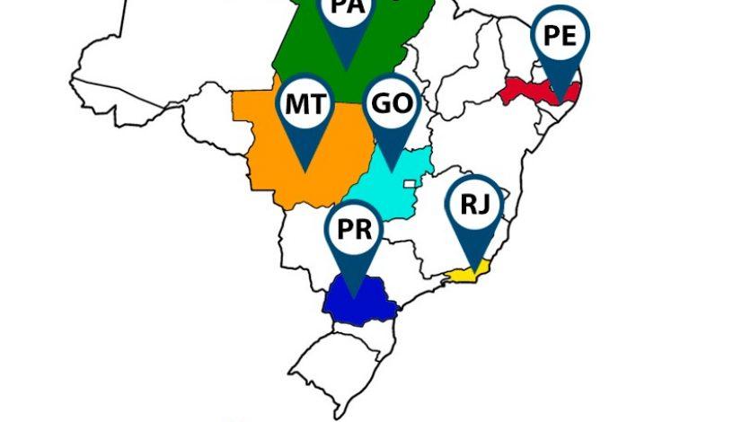 Eleições nos CRMVs do PR, MT, GO, PE, PA e RJ