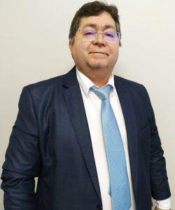 Presidente do CRMV-DF, o médico-veterinário Lauricio Monteiro Cruz