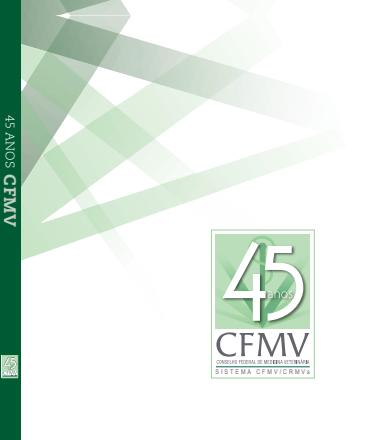 Livro 45 anos do CFMV
