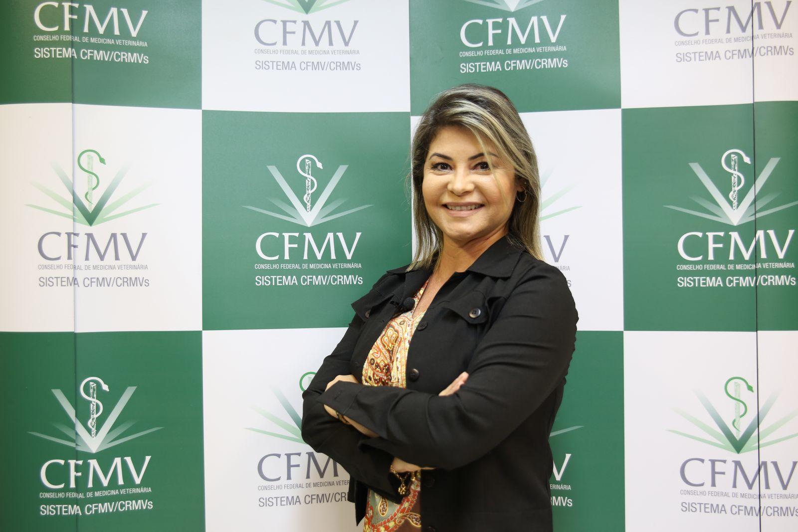 """""""É a união do Sistema CFMV/CRMVs. Vou levar ao nosso estado como gerenciar melhor processos. Parabenizo o CFMV pela criação do NAR""""."""