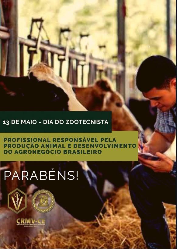 Dia do Zootecnista CRMV-CE