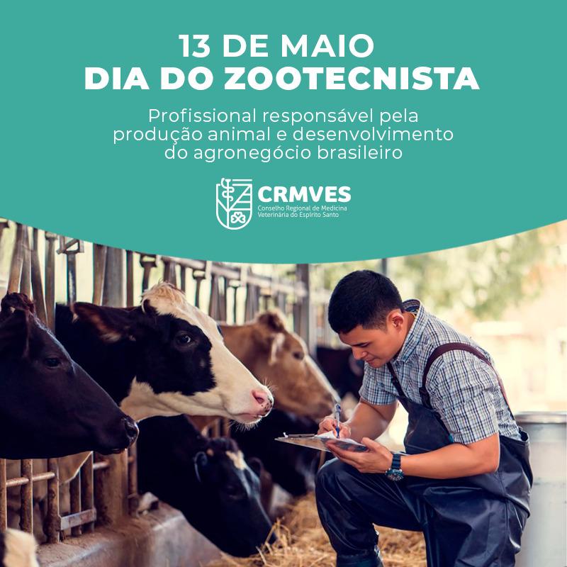 Dia do Zootecnista CRMV-ES