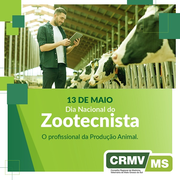 Dia do Zootecnista CRMV-MS
