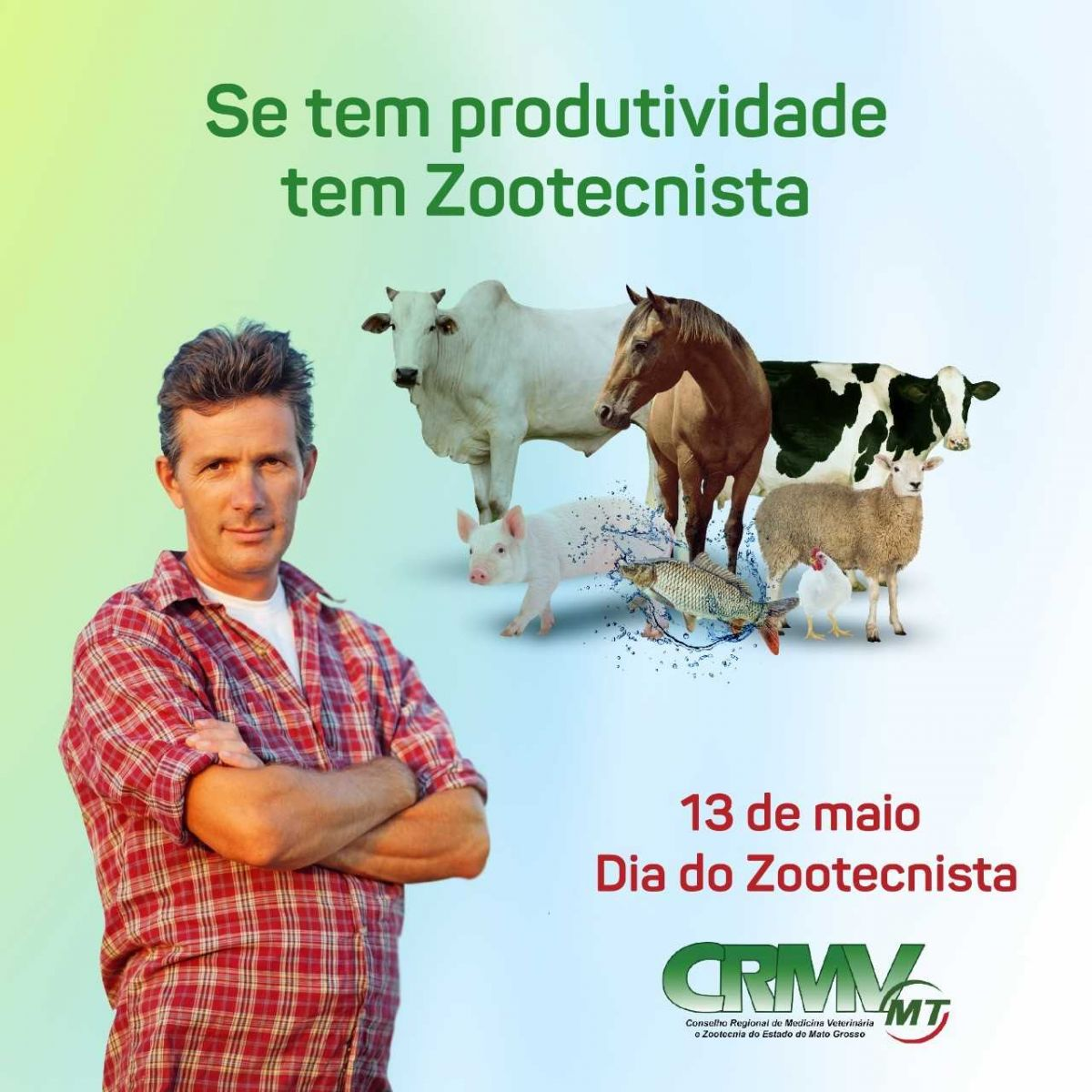 Dia do Zootecnista CRMV-MT