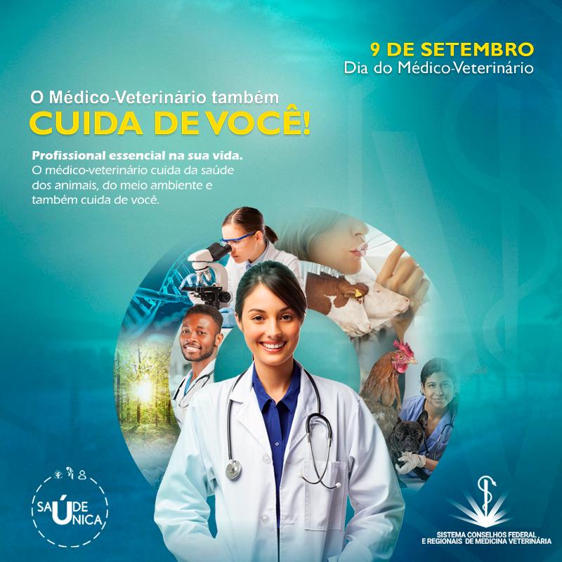 Atuação da Medicina Veterinária na Saúde Única motiva campanha nacional