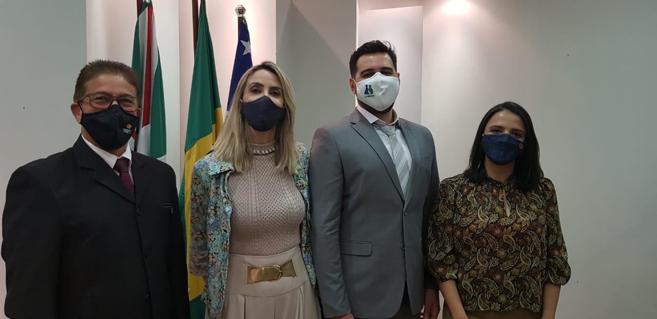 Gestão 2020/2023, do CRMV-GO