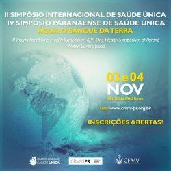 Simpósio Internacional de Saúde Única abordará a relação da água com as pandemias e a resistência aos antimicrobianos