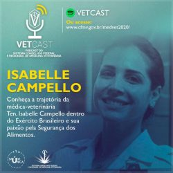 Vetcast - Isabelle Campello