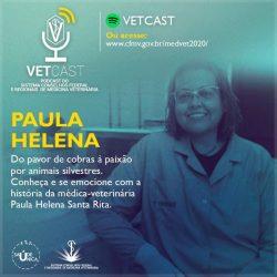 Vetcast Paula Helena Santa Rita