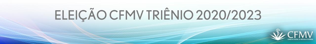Eleição CFMV Triênio 2020/2023