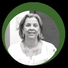 Vice-Presidente: Ana Elisa Fernandes de Souza Almeida, médica-veterinária CRMV-BA nº 1130