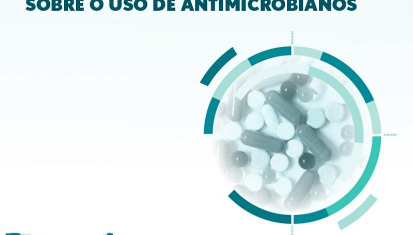 Documento internacional orienta sobre o uso de antimicrobianos
