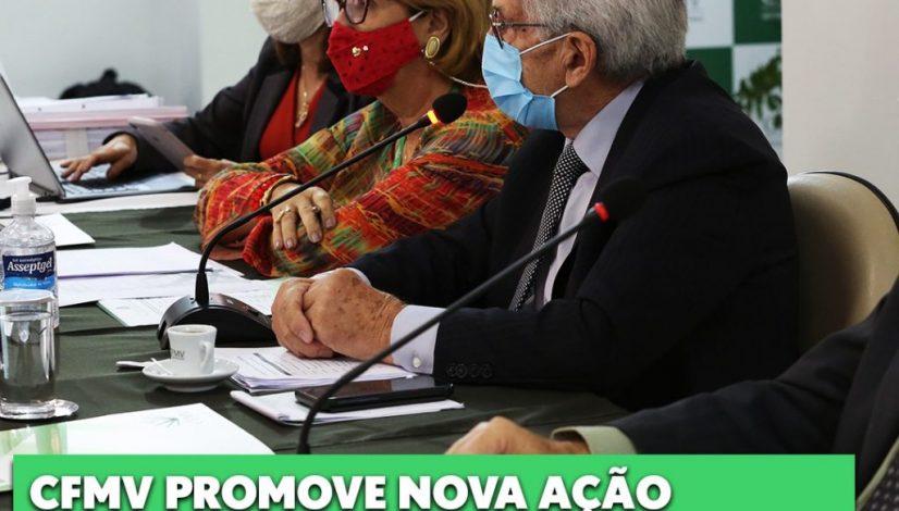 CFMV promove nova ação de integração com os regionais