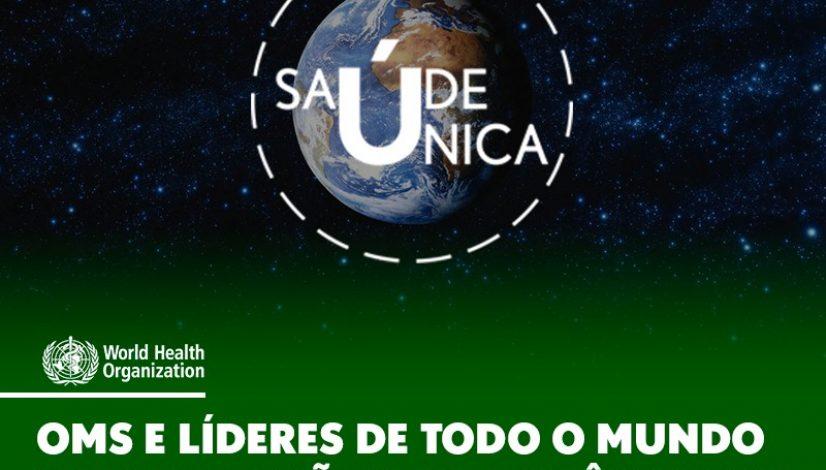 OMS e líderes de todo o mundo pregam união e importância da saúde única contra futuras pandemias