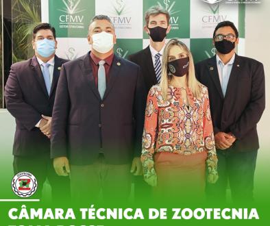 Câmara Técnica de Zootecnia toma posse