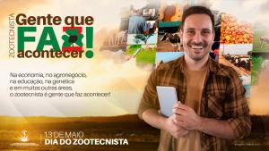 Dia do Zootecnista 2021 Arte Conceito