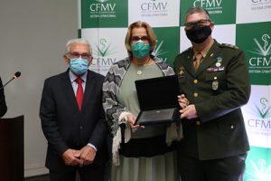 Vencedor da Comenda Muniz de Aragão 2021, o tenente-coronel do Exército Brasileiro José Roberto Pinho de Andrade Lima
