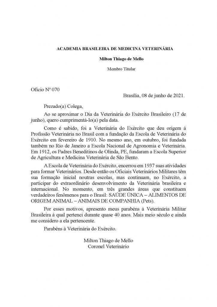 Milton Thiago de Melo