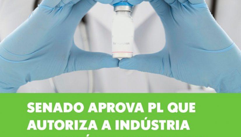 Senado aprova PL que autoriza a indústria veterinária a produzir vacinas contra covid-19