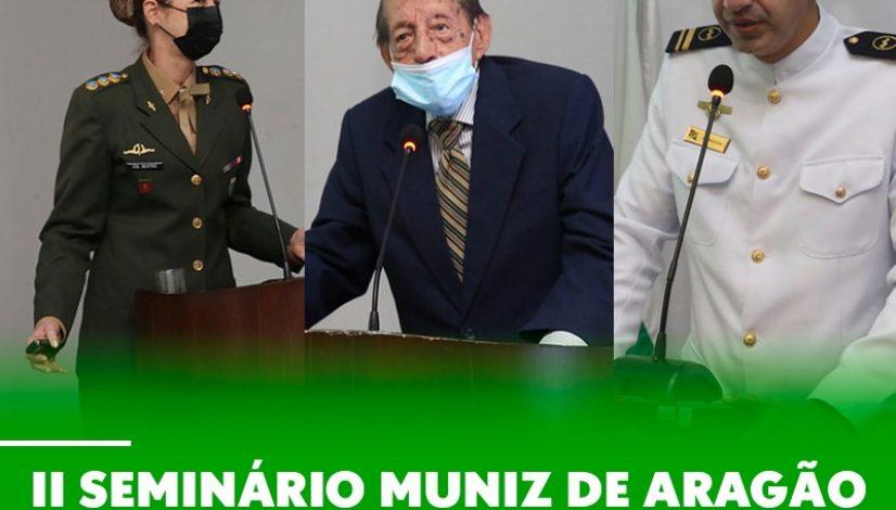 II Seminário Muniz de Aragão celebra Dia da Medicina Veterinária Militar com programação variada