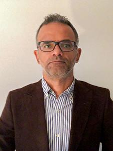 Médico-veterinário Ricardo Augusto Dias