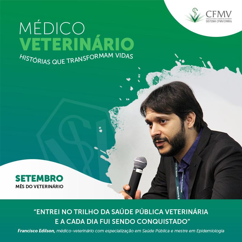 Médico-veterinário na saúde pública