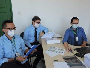 Treinamento de licitações no CRMV-MA